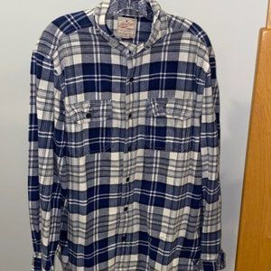 Heritage Flannel Shirt by American Eagle